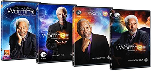 9780766254930: Through the Wormhole with Morgan Freeman: Seasons 1-4