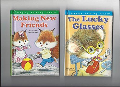 9780766601598: Making new friends (Honey bear books)