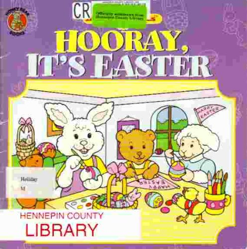 Hooray, It's Easter (Bunny Tales) (0766601692) by George McNeill