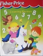 9780766601864: Fisher-Price Counting Rhymes