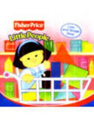 9780766603226: Fisher Price Little People 8x8 Storybook - Color and Shapes Shop (Fisher-Price Little People 8x8 Storybooks)