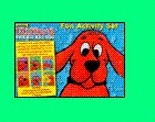 9780766606951: Clifford: The Big Red Dog (Fun Activity Set)