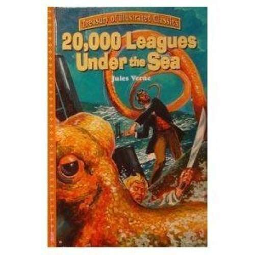 9780766607132: 20,000 Leagues Under the Sea (Treasury of Illustrated Classics)
