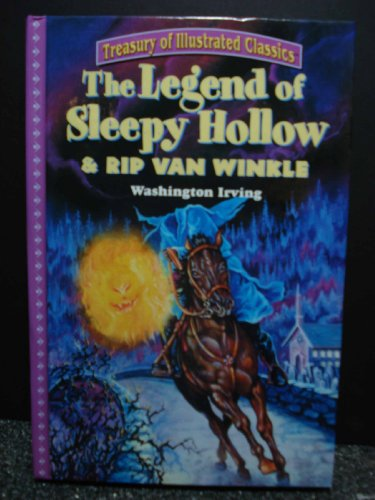 9780766607149: The Legend Of Sleepy Hollow & Rip Van Winkle (Treasury of Illustrated Classics)