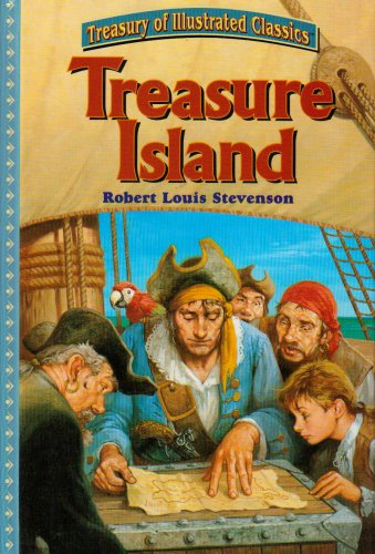 Treasure Island (Treasury of Illustrated Classics): Robert Louis Stevenson