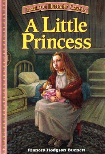 9780766607613: A Little Princess (Treasury of Illustrated Classics)