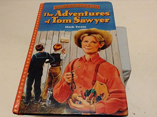 9780766607637: The Adventures of Tom Sawyer (Treasury of Illustrated Classics)