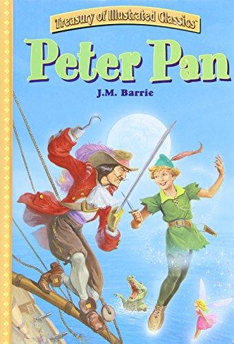 9780766607651: Peter Pan (Treasury of Illustrated Classics)