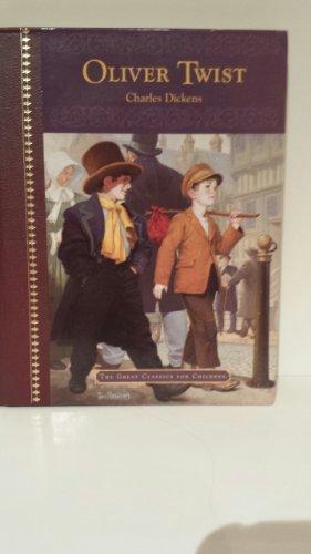 Oliver Twist (Treasury of Illustrated Classics): Dickens, Charles