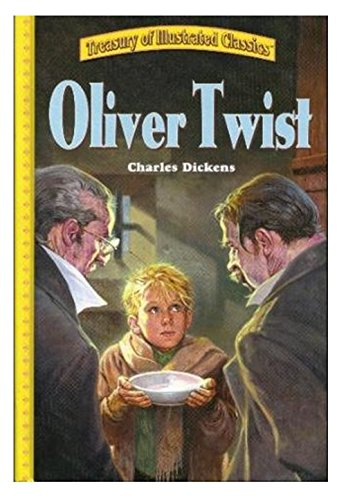 9780766607705: Oliver Twist (Treasury of Illustrated Classics)