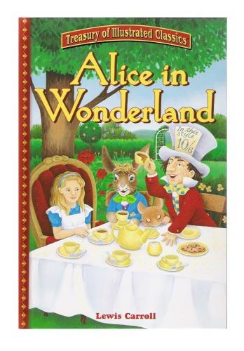 9780766607729: Alice in Wonderland: Treasury of Illustrated Classics