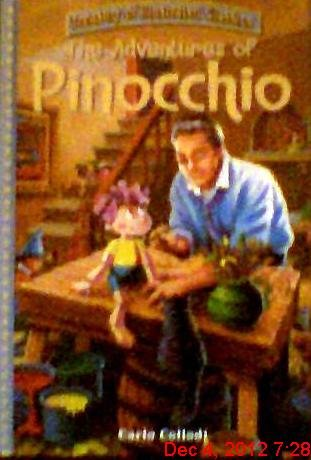 9780766608252: The Adventures of Pinocchio (Treasury of Illustrated Classics)