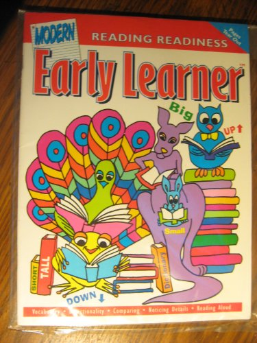 9780766611290: Modern Early Learner Reading Readiness
