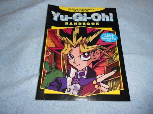 9780766611382: Yu-Gi-Oh! Handbook (Modern Publishing's Unofficial)