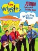 9780766612853: The Wiggles Ready, Set, Wiggle! Jumbo Coloring and Activity Book