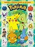 9780766618947: Training and Trading (Pokemon Sticker Activity Book)