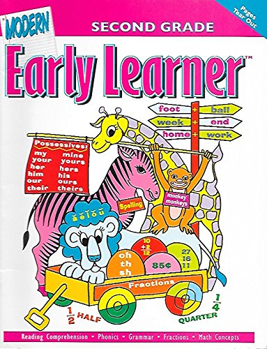 9780766619241: Modern Early Learner - Second Grade