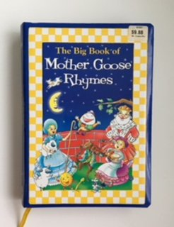 The Big Book of Mother Goose Rhymes