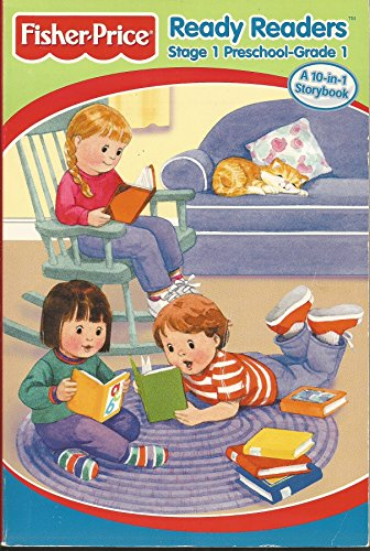 9780766628434: Ready Readers, Stage 1 - Preschool-Grade 1 - Super 10-in-1 Collection by Modern Publishing (2002) Paperback