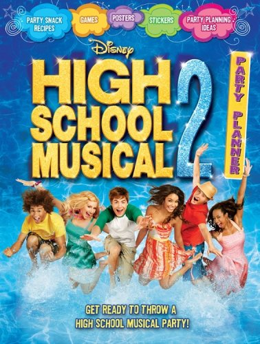 High School Musical 2 Party Planner: Modern Publishing