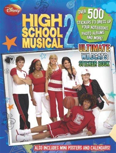 High School Musical 2 Ultimate Sticker Book (9780766630291) by Disney