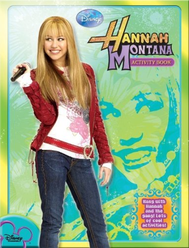 9780766630598: Hannah Montana Best of Both Worlds! Activity Book