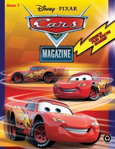 9780766631151: Disney Pixar Cars Activity Magazine