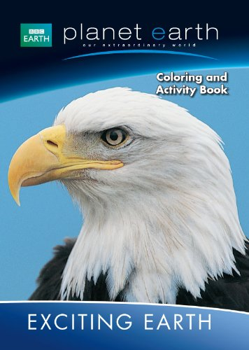 9780766631380: Title: Planet Earth Giant Coloring Activity Book Exciti