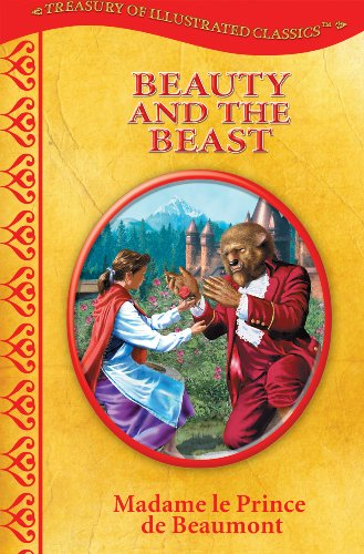 9780766631717: Beauty and the Beast-Treasury of Illustrated Classics Storybook Collection