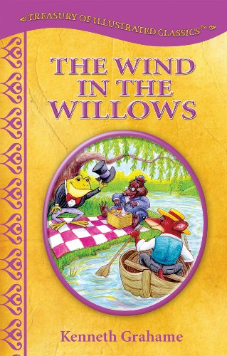 The Wind in the Willows-Treasury of Illustrated: Grahame, Kenneth