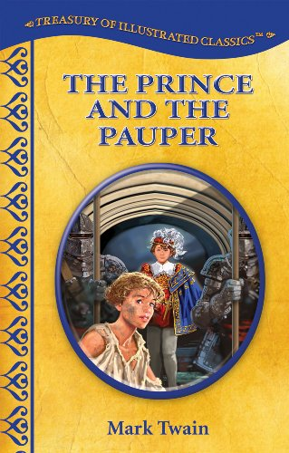 The Prince and the Pauper-Treasury of Illustrated: Mark Twain