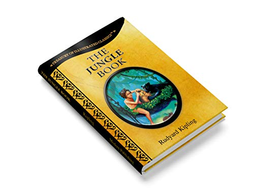 9780766631809: The Jungle Book-Treasury of Illustrated Classics Storybooks Collection