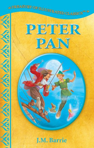 9780766631823: Peter Pan-Treasury of Illustrated Classics Storybook Collection