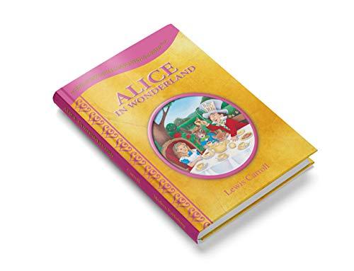 Alice in Wonderland-Treasury of Illustrated Classics Storybook: Lewis Carroll