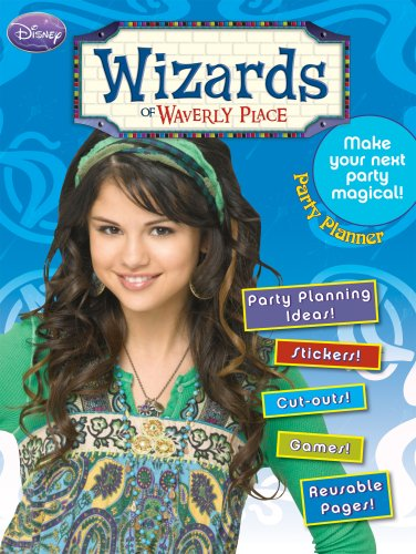 9780766633025: Wizards of Waverly Place Party Planner