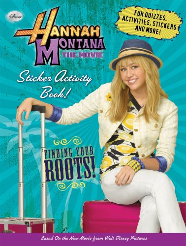9780766633117: Finding Your Roots! (Hannah Montana the Movie)