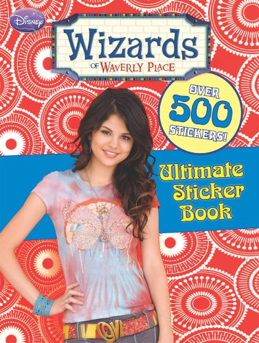 9780766633292: Wizards of Waverly Place: Ultimate Sticker Book