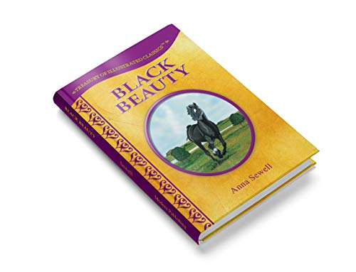 9780766633346: Black Beauty-Treasury of Illustrated Classics Storybook Collection