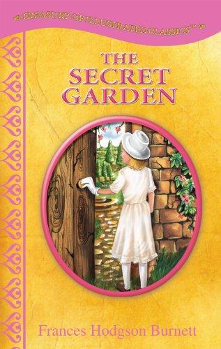 9780766633377: The Secret Garden (Treasury of Illustrated Classics)