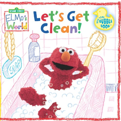 9780766634978: Let's Get Clean (Sesame Street Elmo's World)