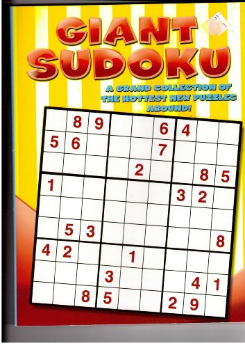 Giant Sudoku: Modern Publishing