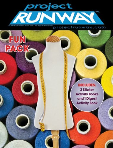 9780766635470: Project Runway Fun Pack