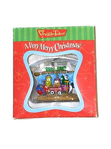 9780766756199: Nativity VeggieTales Ornament