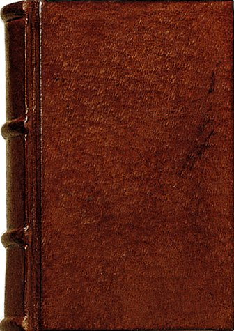 9780766793811: Toccata Brown Leather Address Book