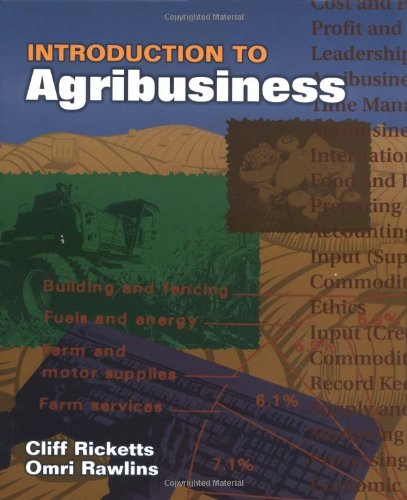 9780766800243: Introduction to Agribusiness