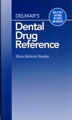 9780766801158: Delmar's Dental Drug Reference Guide