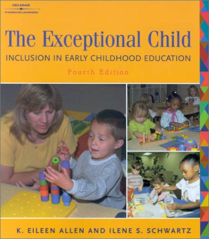 9780766802490: The Exceptional Child: Inclusion in Early Childhood Education