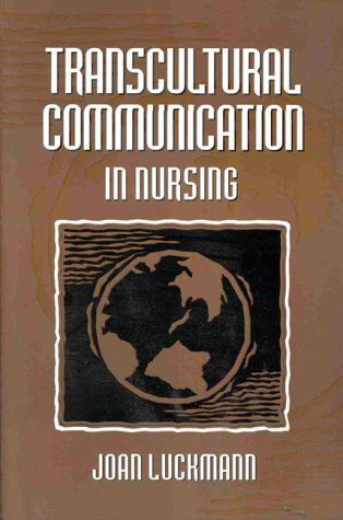 9780766802568: Transcultural Communication in Nursing