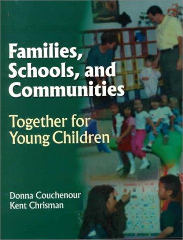 9780766802575: Families, Schools & Communities: Working Together for Children