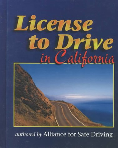 9780766803114: License to Drive in California